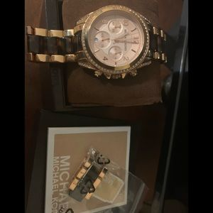 Michael Kors Blair Rose MK5859 Watch Ladies